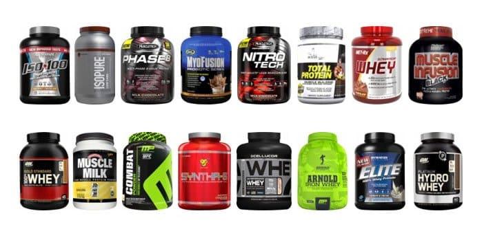 Quelle est la meilleure protéine pour prendre du muscle ?