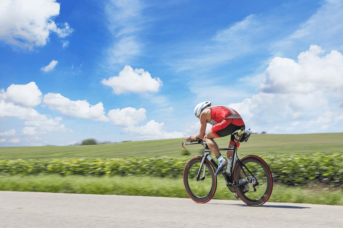Comment s'échauffer avant de faire du vélo ?
