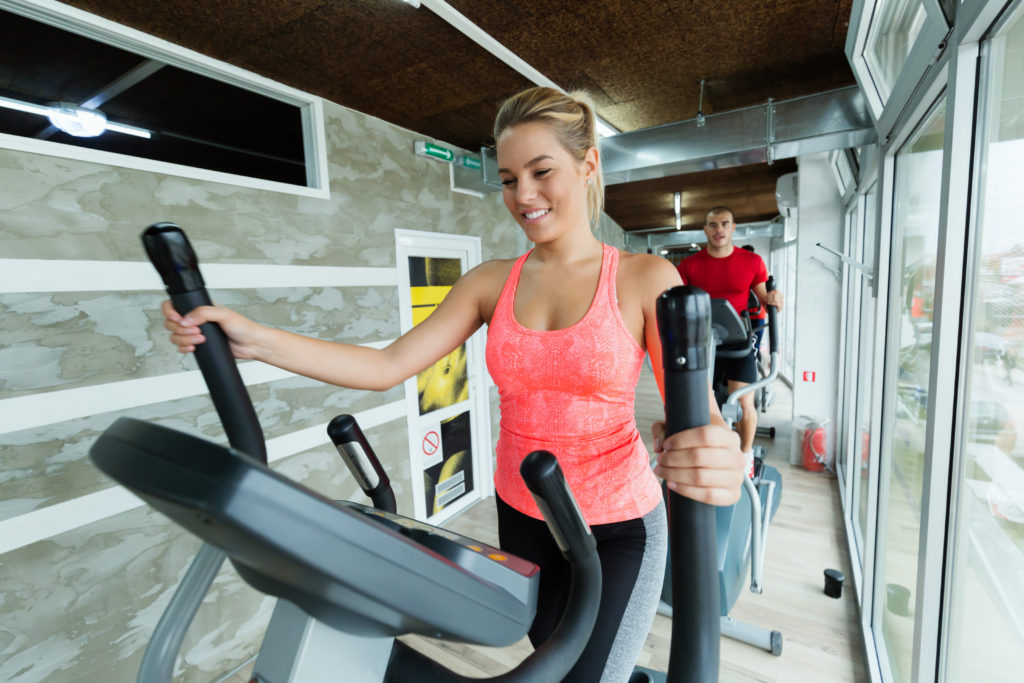 Comment maigrir avec l'elliptique ?
